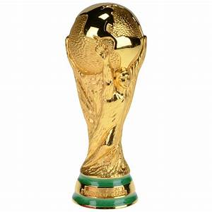 Official 2018 Fifa World Cup Mini Replica Trophy