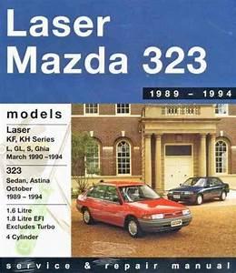 Ford Laser  U0026 Mazda 323    Astina 1989