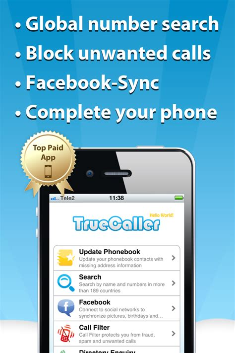 truecaller lite utilities productivity free app for iphone and ifreeware