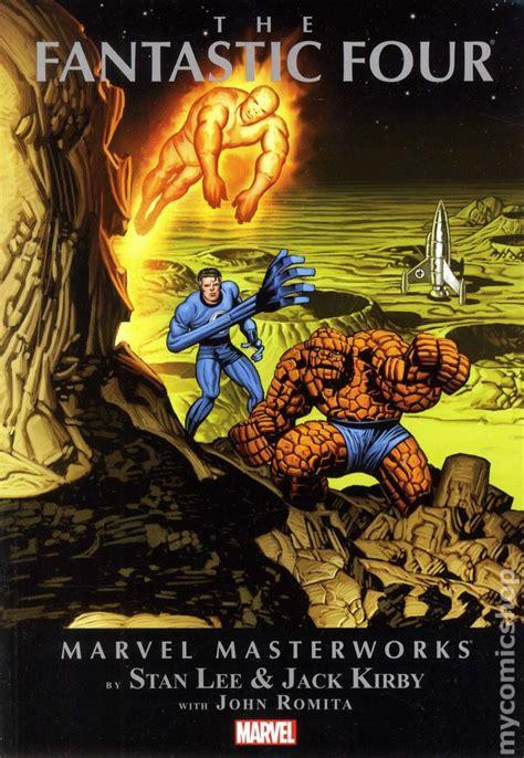 Marvel Masterworks Fantastic Four TPB (2009-2014 Marvel ...