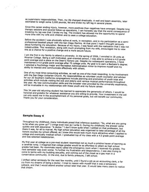 Ut Application Resume by Essay Sles Scholarships Ut Application Essays Dott