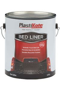 Plastikote Bed Liner by Truck Bed Liner Gallon Truck Bed Liner Plastikote