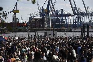 Hamburg braces for major pre-G20 protest as leaders land ...