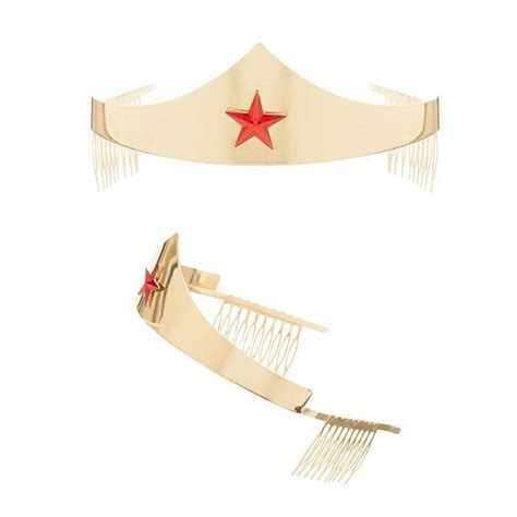 wonder woman tiara comic tiara costume superheroden