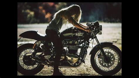 Cafe Racer -vintage Style