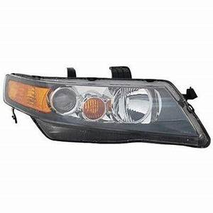 2009 Acura Tsx Light Bulb Acura Tsx 2006 2008 Right Passenger Side Replacement