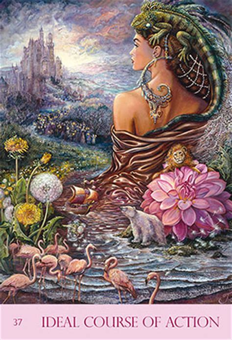 nature s whispers oracle deck josephine wall gifts fairyglen