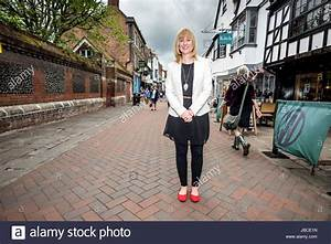 Rosie Duffield, the newly-elected Labour Party MP for ...