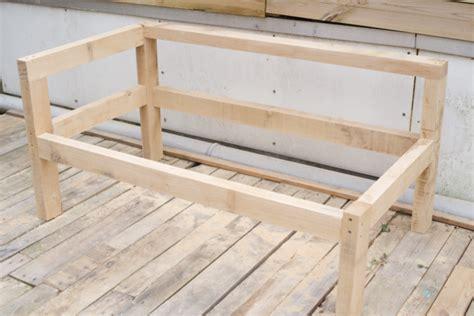 hoekbank steigerhout zelf maken tekening diy maak zelf een hoekbank voor buiten a cup of