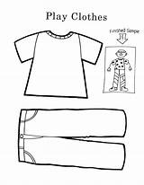 Clothes Coloring Pages Worksheets Pre Preschool Activities Children Summer Worksheet Cool Clothing Printable Winter Sheets Learning Activity Boy Creative Curriculum sketch template
