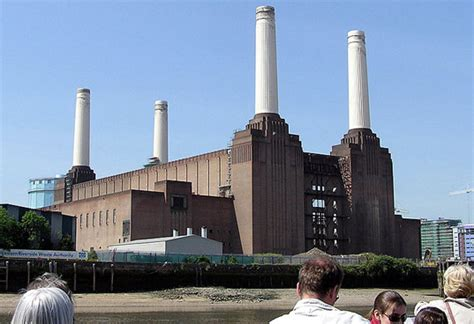 London's Battersea Power Station To Get Major Eco