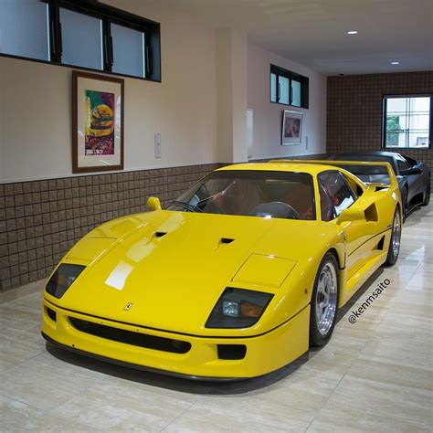 This way, you can journey swiftly and comfortably at any time. Yellow Ferrari F40 For Sale | Diagram Source