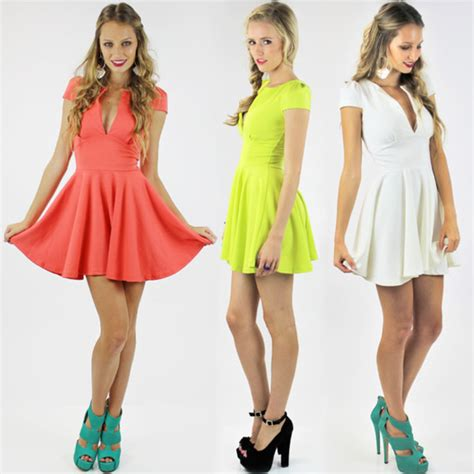 bright color dresses dress foxx foe dress clothes dress