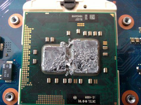 changer pate thermique pc pc portable changement p 226 te thermique