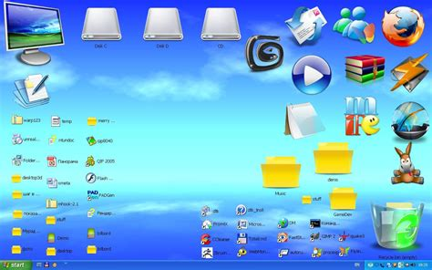 Download Free Animated Desktop Icons For Windows Xp