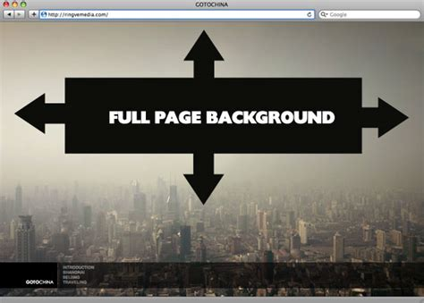 Css Scale Background Image Page Background Image Css Tricks