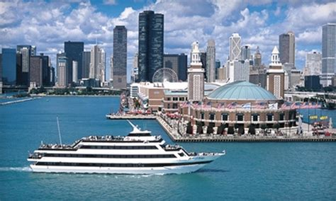 Spirit Chicago Boat Cruise Coupons by Entertainment Cruises Chicago In Chicago Illinois Groupon