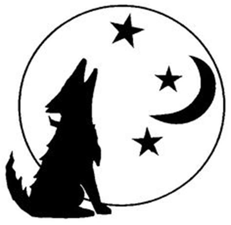 coyote clipart black and white coyote silhouette clip free clipart best