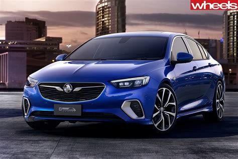 'ZB' confirmed as 2018 Holden Commodore's model code | Wheels