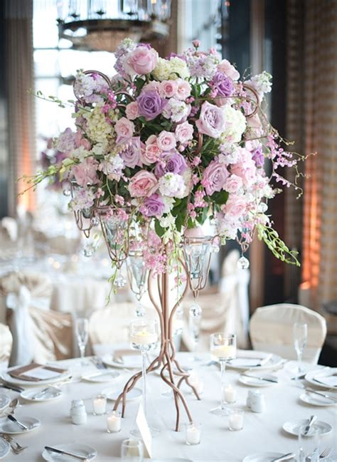 wedding centerpiece ideas  candles archives weddings