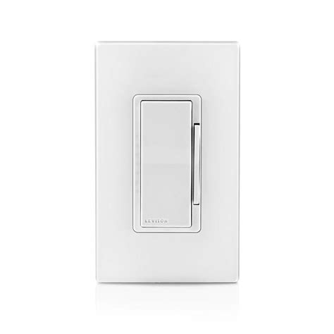 leviton programmable light switch leviton decora dimmer timer with bluetooth technology