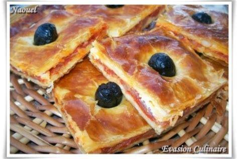 coca recette cuisine cocas algériennes evasion culinaire
