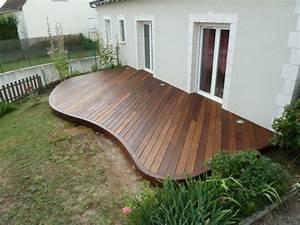Lambourde Pour Terrasse Bois : lambourde terrasse et piscine ~ Premium-room.com Idées de Décoration
