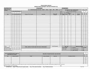 best photos of dot vehicle maintenance log template With fleet management report template