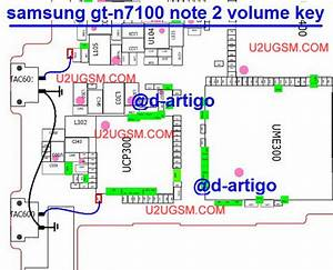 Samsung Galaxy Note Ii N7100 Volume Up Down Not Working