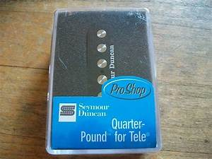 Seymour Duncan Quarter Pound Telecaster Pickup Set Stl