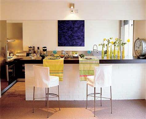 table comptoir cuisine décoration cuisine avec comptoir
