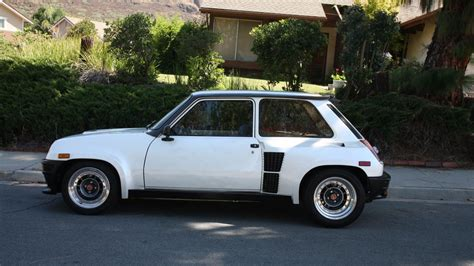 Renault 5 Turbo For Sale Usa renault 5 turbo 2 usa for sale 4 les voitures