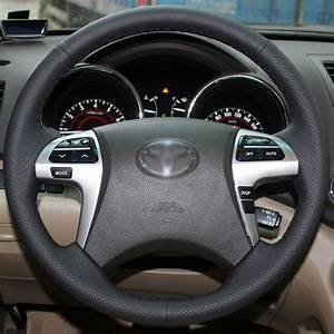 Steering Wheel Cover For 2008 2009 2010 2012 2013 Toyota