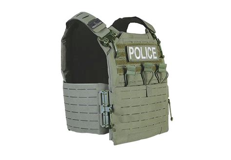 shift  scalable plate rack system patrol police magazine