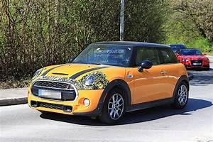 Mini Cooper 2018 : 2018 mini cooper s facelift spotted testing it has minor ~ Nature-et-papiers.com Idées de Décoration