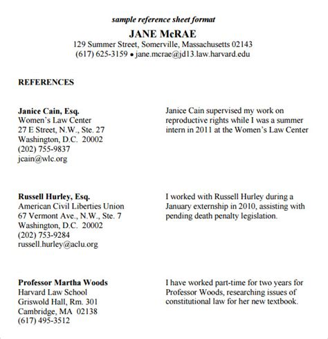 12+ Sample Reference Sheet Templates To Download  Sample. Rental Property Condition Assessment Form. Writing An Investment Proposal. Free Invoice Template For Android. Word Template Curriculum Vitae Template. Appeal Letter For Academic Dismissal. Sample Of Sample Thank You Letter To Janitor. Unit Circle Cheat Sheet Template. Really Free Resume Maker Template