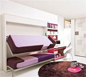 Stylish Bunk beds For Young Girls ~ Room Design Ideas