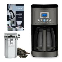 If you love something, you don't always have to let it go. Cuisinart DCC-3200BKS 14 Cup Programmable Coffee Maker and