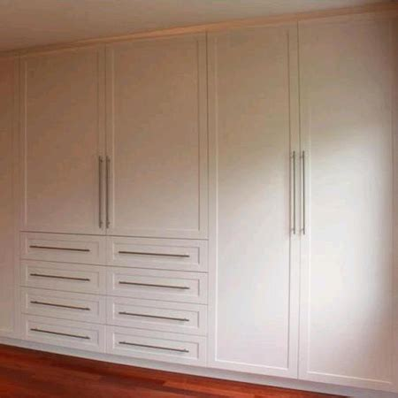 Built In Bedroom Cupboard Designs by Home Dzine Home Diy How To Build And Assemble Built In