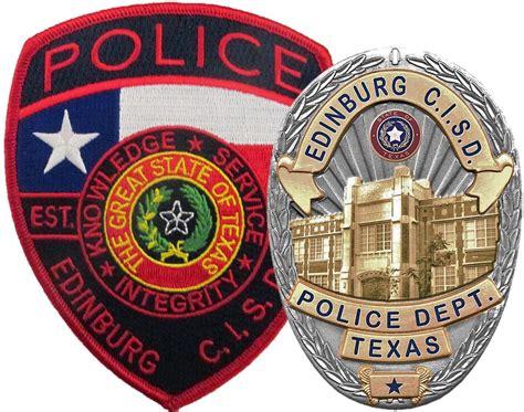 Department Information Police Department Edinburg