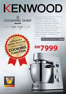 Kenwood Cooking Chef Km070  U2013 Available Now In Kitchen Shop