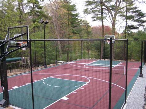 New Home  Sport Court Of Massachusetts