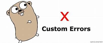 Errors Custom Golang Tutorial