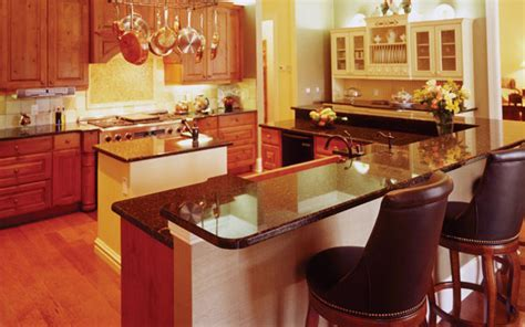 Kitchen Layouts: U Shaped Kitchens   House Plans and More