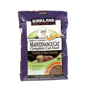 costco cat maintenance cat food wish list