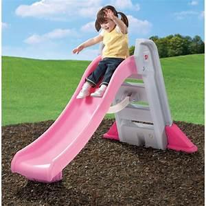 Big Baby Slide : step2 big folding slide pink ebay ~ A.2002-acura-tl-radio.info Haus und Dekorationen