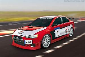 2008 Mitsubishi Lancer EVO X Race Car - Images