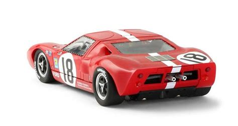 Ford Gt40 Height by Ford Gt40 Le Mans 1967 Slot It