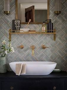 Badezimmer Retro Look : 82 tolle badezimmer fliesen designs zum inspirieren ~ Orissabook.com Haus und Dekorationen