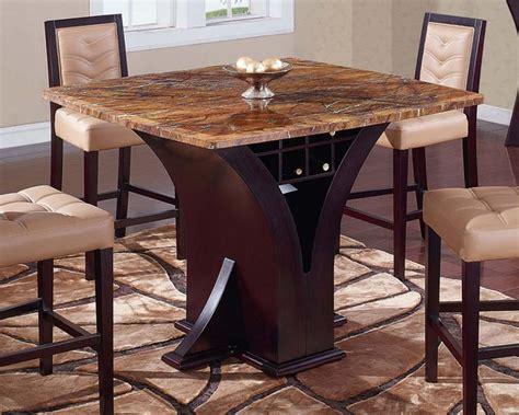global furniture usa  bar table wenge stonetan